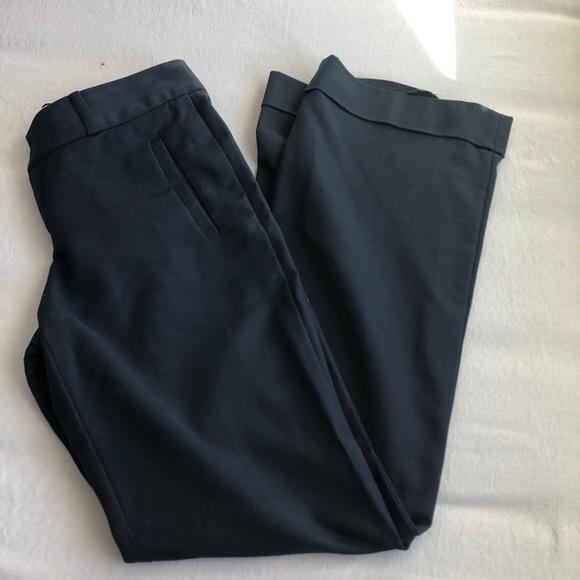 BANANA REPUBLIC Navy Dress Pants